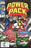 Power Pack #60 comic books - cover scans photos Power Pack #60 comic books - covers, picture gallery