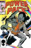 Power Pack #7 comic books - cover scans photos Power Pack #7 comic books - covers, picture gallery