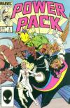 Power Pack #8 comic books - cover scans photos Power Pack #8 comic books - covers, picture gallery