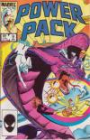 Power Pack #9 comic books - cover scans photos Power Pack #9 comic books - covers, picture gallery