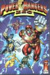 Power Rangers Zeo comic books