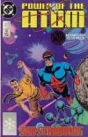 Power of the Atom #12 comic books - cover scans photos Power of the Atom #12 comic books - covers, picture gallery