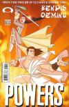 Powers #33 comic books - cover scans photos Powers #33 comic books - covers, picture gallery