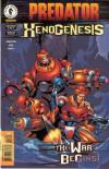 Predator: Xenogenesis #3 comic books for sale