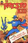 Presto Kid comic books