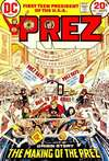Prez Comic Books. Prez Comics.
