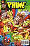 Prime #4 comic books - cover scans photos Prime #4 comic books - covers, picture gallery