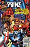 Prime/Captain America #1 comic books - cover scans photos Prime/Captain America #1 comic books - covers, picture gallery