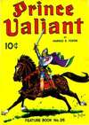 Prince Valiant comic books