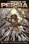 Prince of Persia: Before the Sandstorm #1 comic books - cover scans photos Prince of Persia: Before the Sandstorm #1 comic books - covers, picture gallery