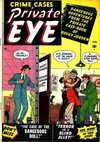 Private Eye Comic Books. Private Eye Comics.