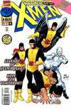 Professor Xavier and the X-Men #18 comic books - cover scans photos Professor Xavier and the X-Men #18 comic books - covers, picture gallery
