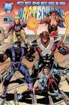 Protectors #18 comic books - cover scans photos Protectors #18 comic books - covers, picture gallery