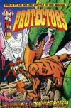 Protectors #8 comic books - cover scans photos Protectors #8 comic books - covers, picture gallery