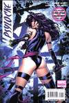 Psylocke comic books