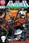 Punisher #33 comic books - cover scans photos Punisher #33 comic books - covers, picture gallery