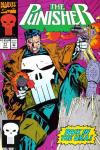 Punisher #71 comic books - cover scans photos Punisher #71 comic books - covers, picture gallery