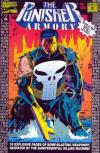 Punisher Armory #6 comic books - cover scans photos Punisher Armory #6 comic books - covers, picture gallery