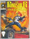Punisher Magazine #6 comic books - cover scans photos Punisher Magazine #6 comic books - covers, picture gallery