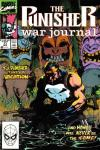 Punisher War Journal #17 comic books - cover scans photos Punisher War Journal #17 comic books - covers, picture gallery