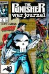 Punisher War Journal #2 comic books - cover scans photos Punisher War Journal #2 comic books - covers, picture gallery