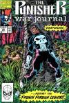 Punisher War Journal #20 comic books - cover scans photos Punisher War Journal #20 comic books - covers, picture gallery