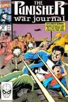 Punisher War Journal #22 comic books - cover scans photos Punisher War Journal #22 comic books - covers, picture gallery