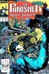 Punisher War Journal #3 comic books - cover scans photos Punisher War Journal #3 comic books - covers, picture gallery