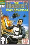Punisher War Journal #32 comic books - cover scans photos Punisher War Journal #32 comic books - covers, picture gallery