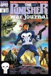 Punisher War Journal #33 comic books - cover scans photos Punisher War Journal #33 comic books - covers, picture gallery