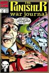 Punisher War Journal #37 comic books - cover scans photos Punisher War Journal #37 comic books - covers, picture gallery