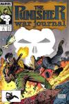 Punisher War Journal #4 comic books - cover scans photos Punisher War Journal #4 comic books - covers, picture gallery