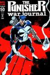 Punisher War Journal #50 comic books for sale