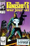 Punisher War Journal #8 comic books for sale
