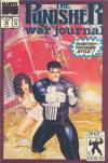 Punisher War Journal #40 comic books - cover scans photos Punisher War Journal #40 comic books - covers, picture gallery