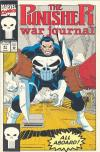Punisher War Journal #41 comic books - cover scans photos Punisher War Journal #41 comic books - covers, picture gallery