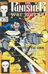 Punisher War Journal #42 comic books - cover scans photos Punisher War Journal #42 comic books - covers, picture gallery