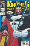 Punisher War Journal #43 comic books - cover scans photos Punisher War Journal #43 comic books - covers, picture gallery