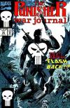 Punisher War Journal #52 comic books - cover scans photos Punisher War Journal #52 comic books - covers, picture gallery