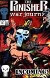 Punisher War Journal #53 comic books - cover scans photos Punisher War Journal #53 comic books - covers, picture gallery