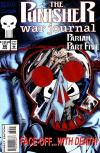 Punisher War Journal #69 comic books for sale