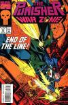 Punisher: War Zone #18 comic books for sale