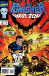 Punisher: War Zone #19 comic books - cover scans photos Punisher: War Zone #19 comic books - covers, picture gallery