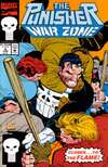 Punisher: War Zone #4 comic books - cover scans photos Punisher: War Zone #4 comic books - covers, picture gallery