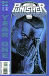 Punisher: Year One #3 comic books - cover scans photos Punisher: Year One #3 comic books - covers, picture gallery