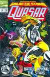 Quasar #33 comic books - cover scans photos Quasar #33 comic books - covers, picture gallery