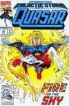 Quasar #34 comic books - cover scans photos Quasar #34 comic books - covers, picture gallery