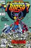 Quasar #35 comic books - cover scans photos Quasar #35 comic books - covers, picture gallery