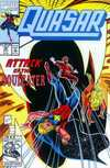 Quasar #36 Comic Books - Covers, Scans, Photos  in Quasar Comic Books - Covers, Scans, Gallery