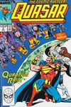 Quasar #4 comic books for sale